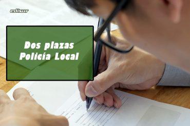 Dos plazas de Policía Local en el Ayuntamiento de Palos de la Frontera