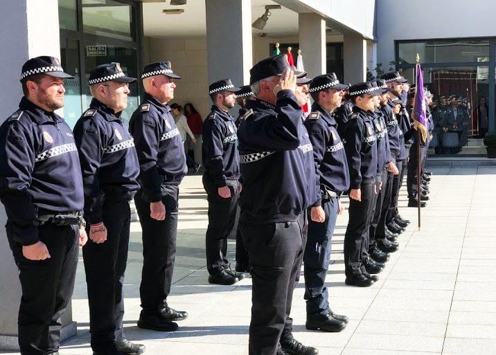 Bases reguladoras para cubrir en propiedad cuatro plazas de Policía Local