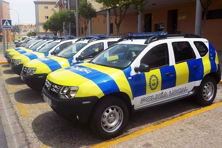 Treinta y dos plazas de Policía Local en Dos Hermanas, Sevilla ‼️