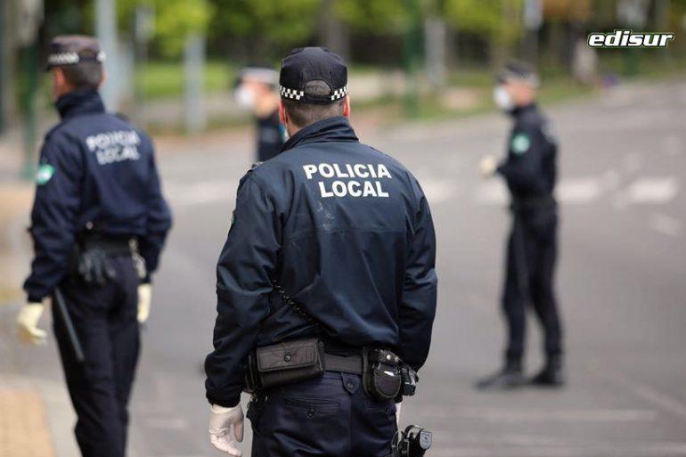 Bases para una plaza de Policía Local en Polopos - La Mamola
