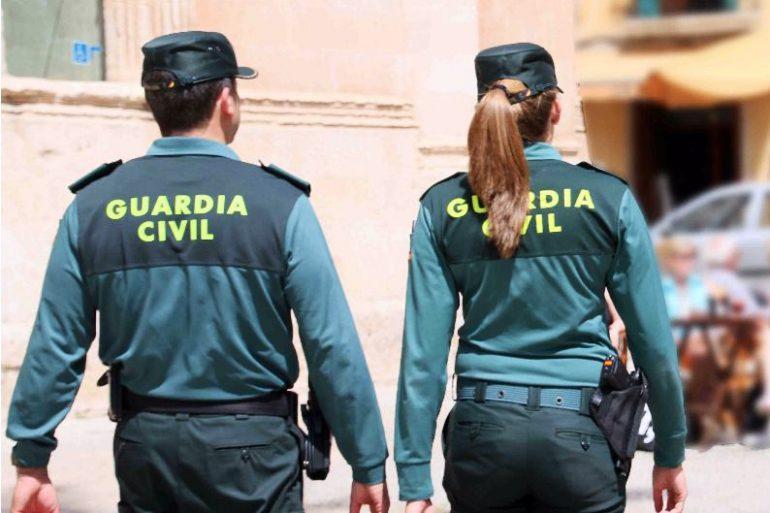 Convocatoria para Cabos y Guardias del Cuerpo de Guardia Civil