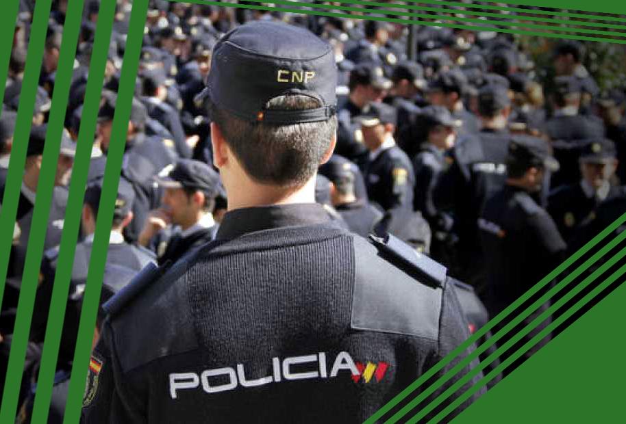2366 Plazas de alumnos Policia Nacional