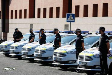 Tres plazas de Policía Local en Fuente Palmera, Córdoba
