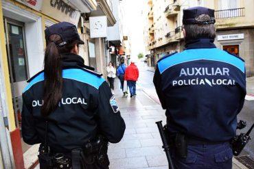 Rectificación de bases y convocatoria a Policía Local