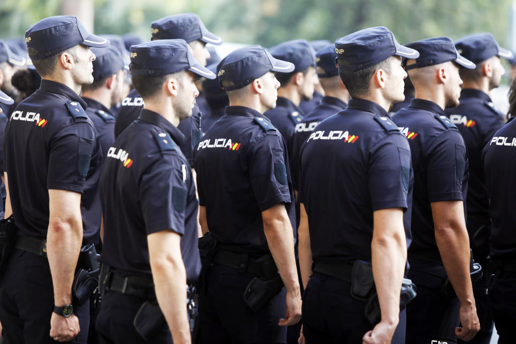 Oferta de Empleo Público 2020 para Policía Nacional