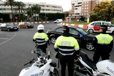 Una plaza de Policía Local en el Ayuntamiento de Balanegra, Almería