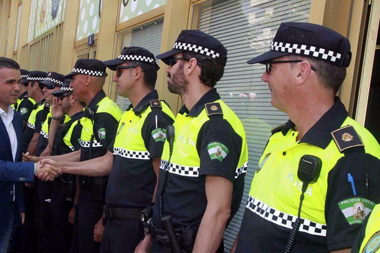 24 plazas de Policía Local en el Ayuntamiento de Marbella, Málaga
