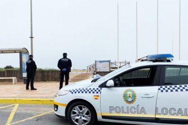 Ocho plazas de Policía Local en el Ayuntamiento de Ayamonte