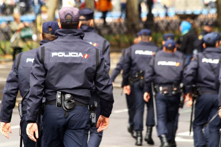 Lista admitidos Policía Escala Básica del Cuerpo Nacional de Policía