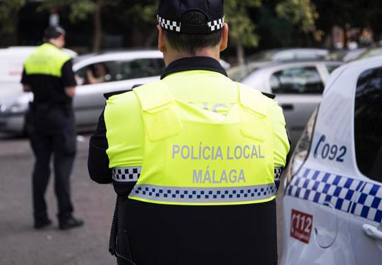 Una plaza de Policía Local en el Ayuntamiento de Mollina, Málaga