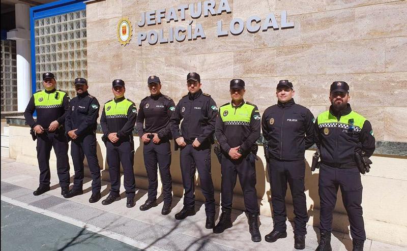 4 Plazas Policia Local Guadix